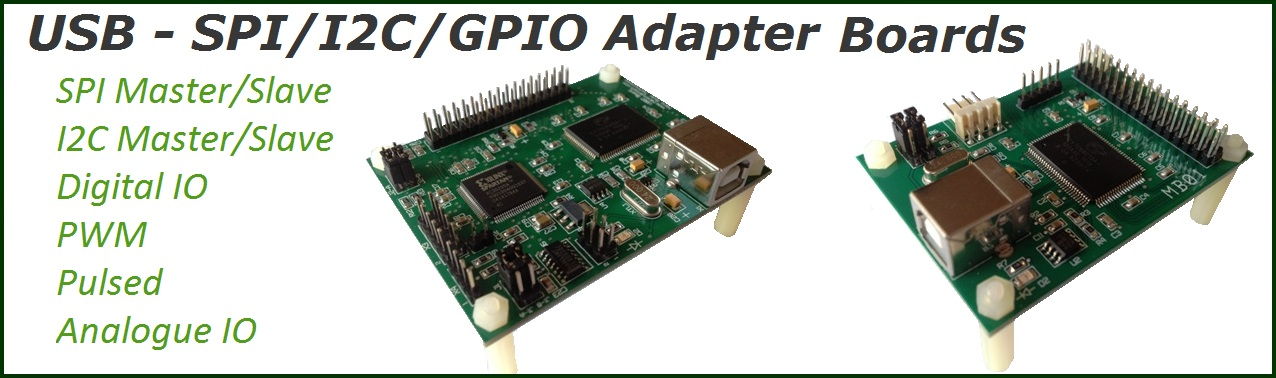 World's Smallest Adapter Module   USB to SPI - Nano River Tech